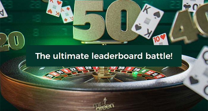 Are you Ready for the Ultimate €5,000 LIVE Roulette Battle?