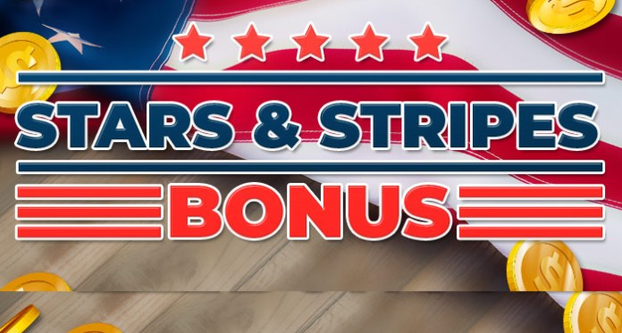 Boost Your Bankroll with Vegas Crest Casinos Stars and Stripes Bonus