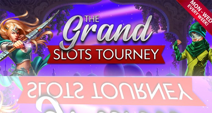 Spin to Win in Vegas Crest Casinos Grand Slots Tourney