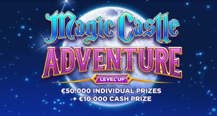 Level Up in the Magical Castle Adventure Promo at Bitstarz Casino