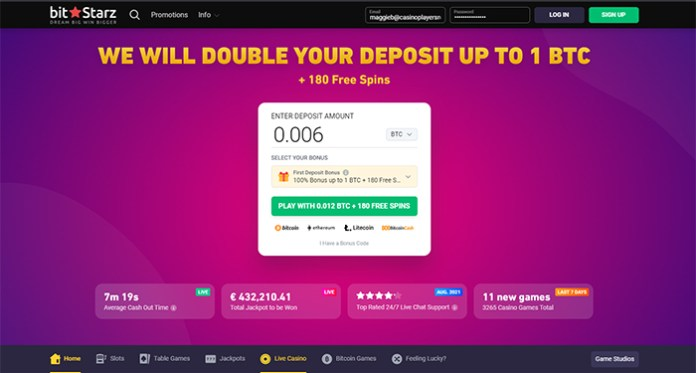 BitStarz is Impressing with a Brand New Look and Weekly Bonuses