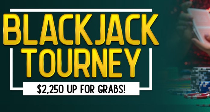 Win a Share in Vegas Crest Casinos Weekly August Blackjack Tournament