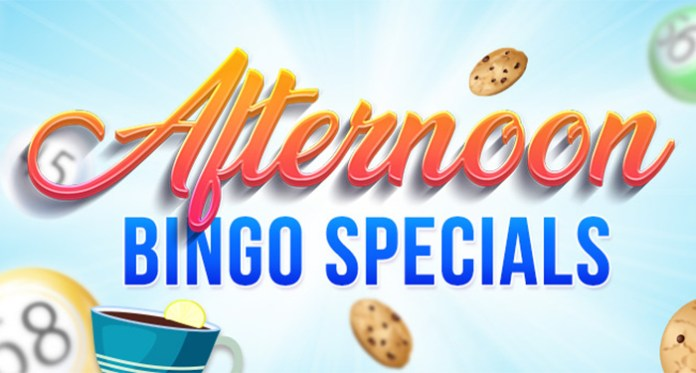 Afternoon Bingo Specials Include $10,000 Coverall at CyberSpins
