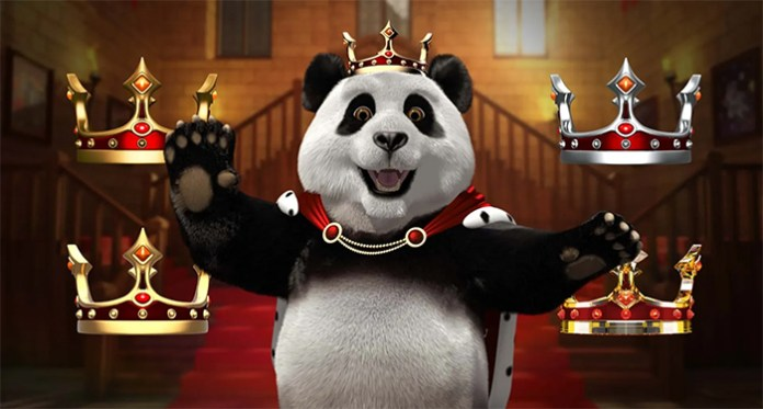 Cash Bonuses on Live Games, Competitions, Gifts w/Royal Panda Loyalty