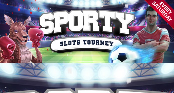 Join Vegas Crest Casino for Their Sport Slots Tourney Fun This Saturday