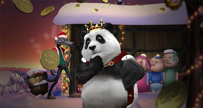 Xmas Came Early Tournament at Royal Panda Casino