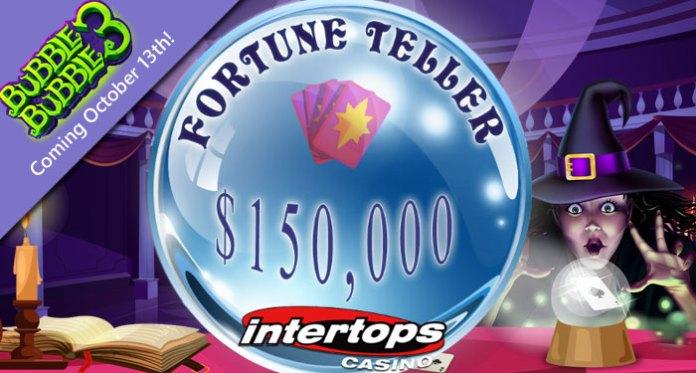 Kasino Intertops Merayakan Halloween dengan Kontes $150K