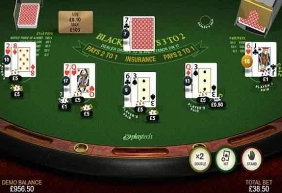 Premium Blackjack Review - Play Online for Free + Real Money!