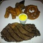 Alea Glasgow Food steak