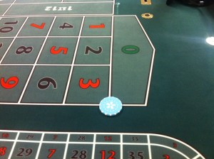 Corner Bets How To be A Croupier
