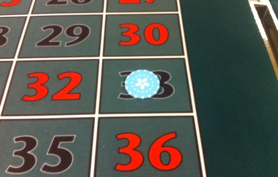 straight up 35 to1 how to be a croupier