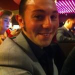 Grosvenor Talent Winner Danny Jones