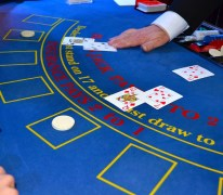 Casino takings slump as high rollers stay away