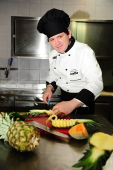 Restaurant Carat chef