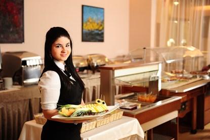 Restaurant Carat waiter