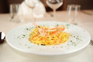 Ristorante Carat pasta