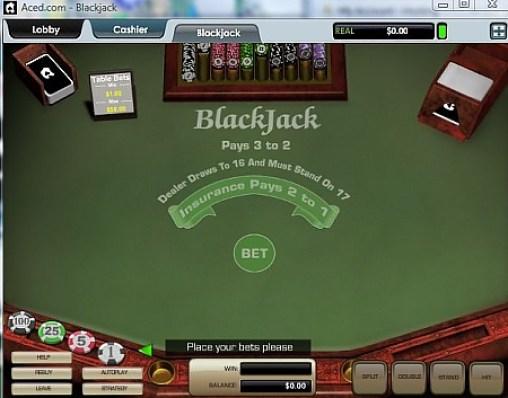 blackjack estrategia