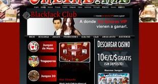 Casinos online-Blackjack