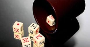 Reglamentos del póker de dados