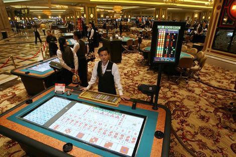 Información sobre casinos
