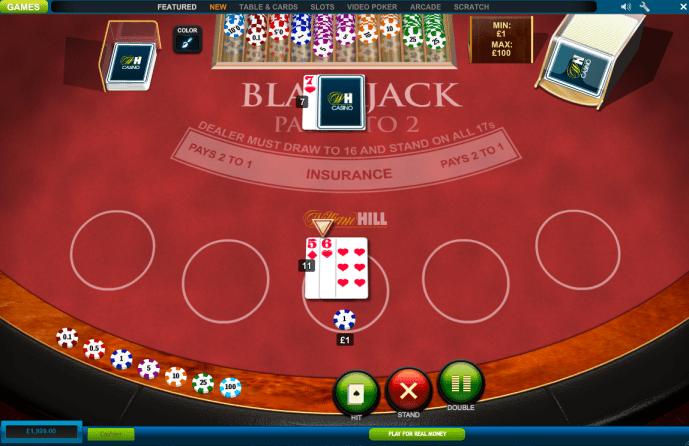 william-hill-blackjack