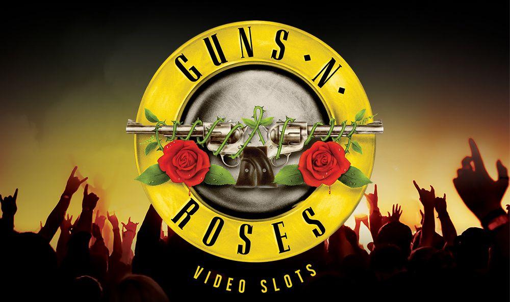 gratis spins på guns n' roses spilleautomat