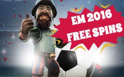Få 300 EM gratis spins på Unibet Casino uden krav om indbetaling