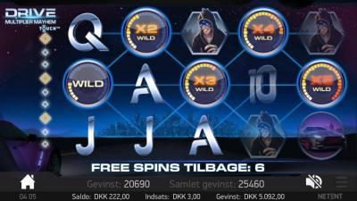Drive 2 spilleautomaten