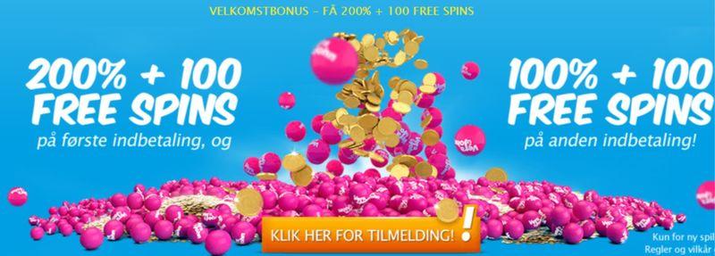 Free spins casino kongen