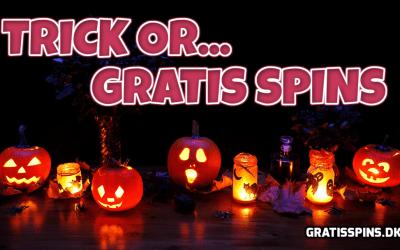 Hvor er der Halloween gratis spins og Halloween casinotilbud