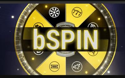 BSPIN og andre gratis spins tilbud til den 6. september 2019