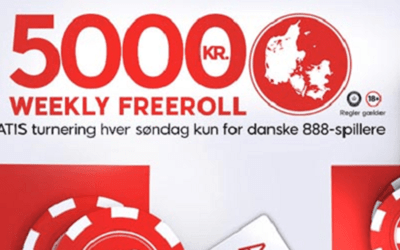 Søndags gratis spins til den 8. september 2019