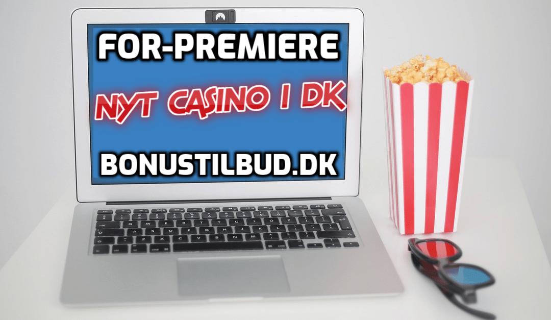 Nyt casino og bookie med gratis freebets, free spins og 1.000 kr. bonus