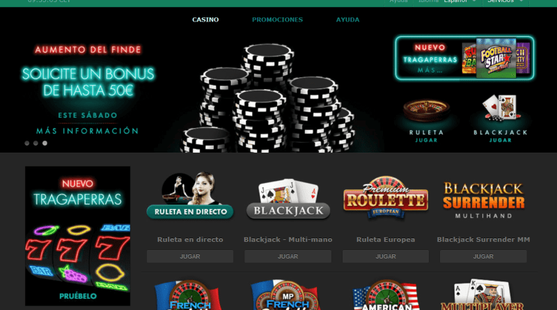 Cara o Cruz en Bet365 Casino… ¿o Àguila/Sol?