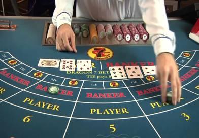 Otro juego de casino: El Baccarat