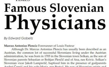 Slovenian American Times (Page 18, Issue 5, Volume X, March 1, 2018)