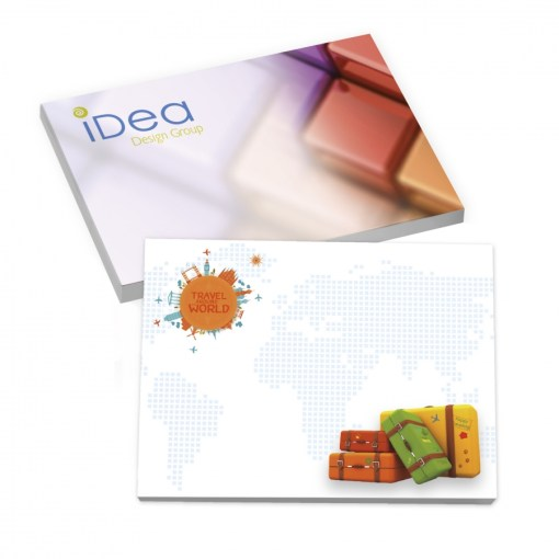 BIC® 101 mm x 75 mm 100 Fogli Adhesive Notepads