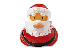 Babbo Natale galleggiante