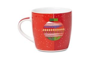 Tazza palla di Natale
