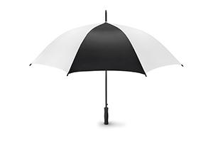 Ombrello automatico bicolore d