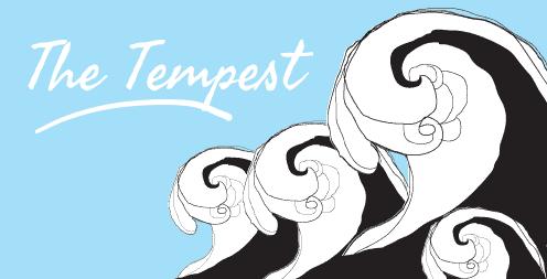 The Tempest Logo