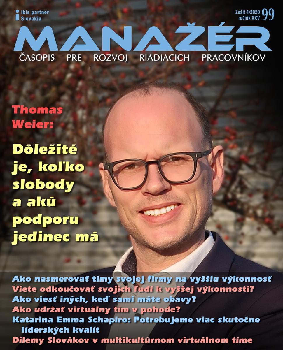 Manažér 99 (4/2020)