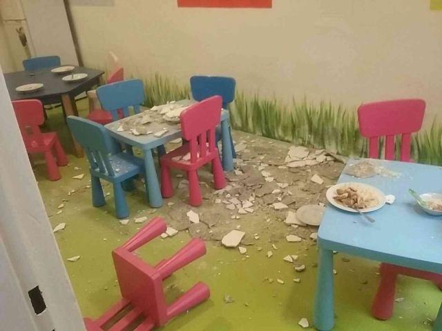 Hasičský zásah v materskej škole