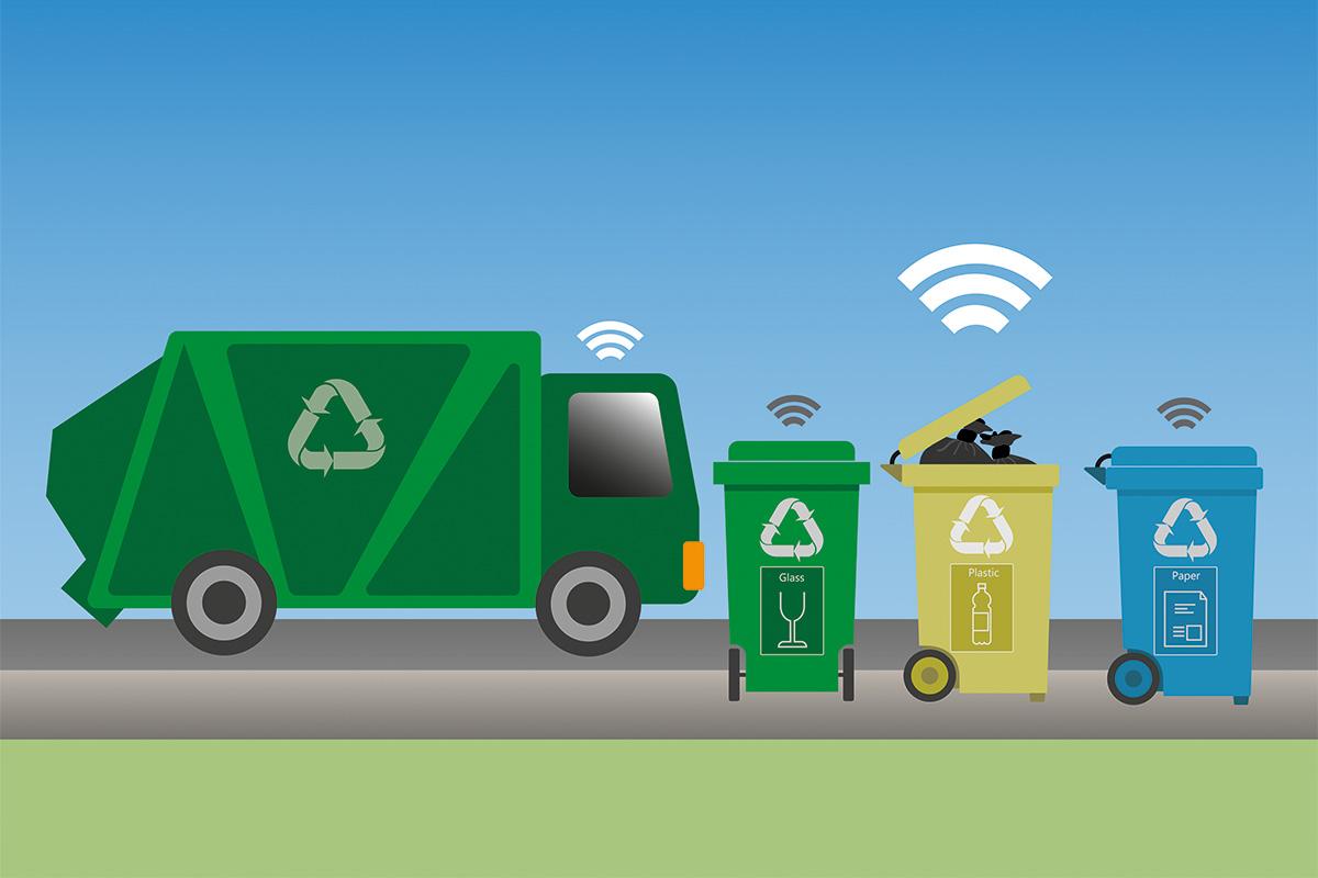 Hlavné mesto spúšťa digitalizáciu smetných nádob a efektívnejší zvoz odpadu