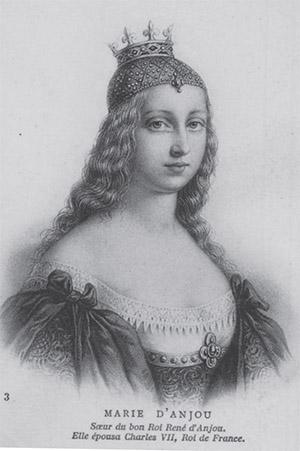 Mária z Anjou