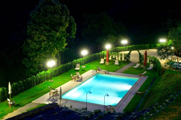 Piscina Bed and Breakfast Toscana