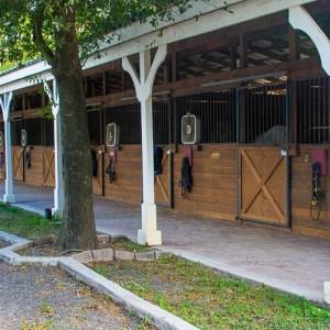 stalls at Casperey Stables