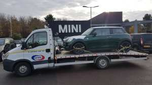 small vehicle recovery