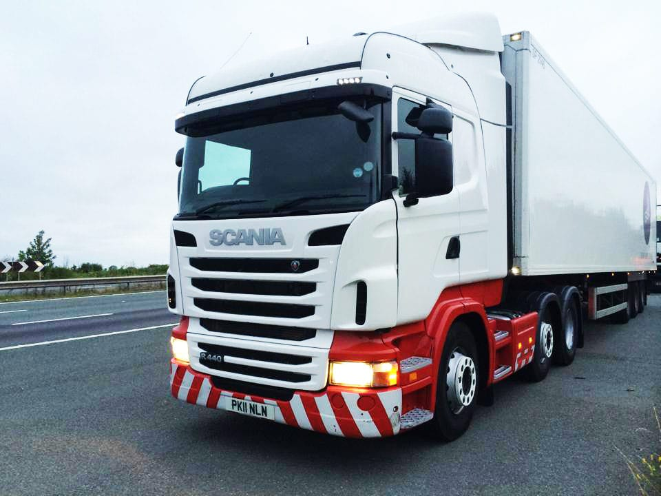 caspianro truck haulage traction services