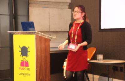 Cassandra speaking at UKSTAR 2017